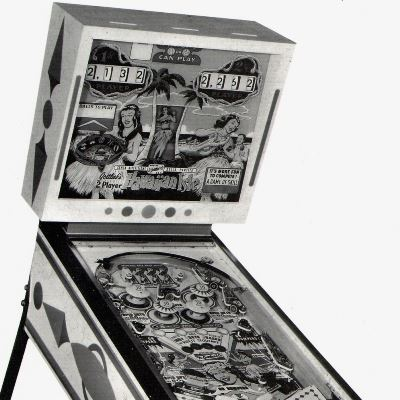 gottlieb, hawaiian isle, pinball, sales, price, date, city, condition, auction, ebay, private sale, retail sale, pinball machine, pinball price