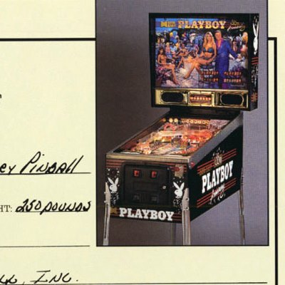 data east, playboy, pinball, sales, price, date, city, condition, auction, ebay, private sale, retail sale, pinball machine, pinball price