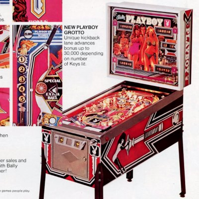 bally, playboy, pinball, sales, price, date, city, condition, auction, ebay, private sale, retail sale, pinball machine, pinball price