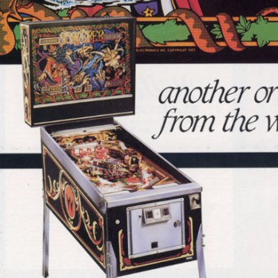williams, sorcerer, pinball, sales, price, date, city, condition, auction, ebay, private sale, retail sale, pinball machine, pinball price
