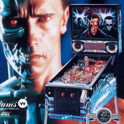 williams, terminator 2 judgment day, pinball, sales, price, date, city, condition, auction, ebay, private sale, retail sale, pinball machine, pinball price