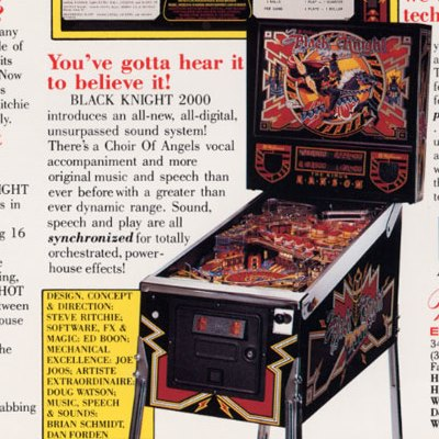williams, black knight 2000, pinball, sales, price, date, city, condition, auction, ebay, private sale, retail sale, pinball machine, pinball price