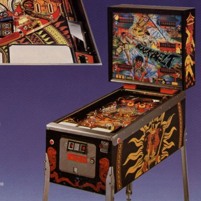 zaccaria, blackbelt, pinball, sales, price, date, city, condition, auction, ebay, private sale, retail sale, pinball machine, pinball price