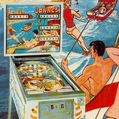 segasa, cannes, pinball, sales, price, date, city, condition, auction, ebay, private sale, retail sale, pinball machine, pinball price