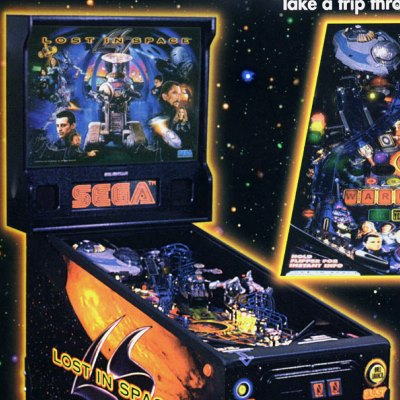 sega, lost in space, pinball, sales, price, date, city, condition, auction, ebay, private sale, retail sale, pinball machine, pinball price