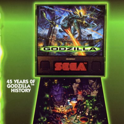 sega, godzilla, pinball, sales, price, date, city, condition, auction, ebay, private sale, retail sale, pinball machine, pinball price