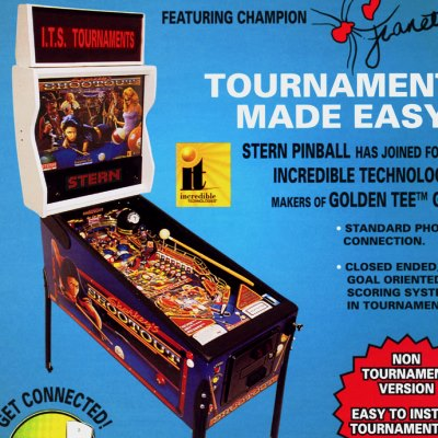 stern, sharkey's shootout, pinball, sales, price, date, city, condition, auction, ebay, private sale, retail sale, pinball machine, pinball price