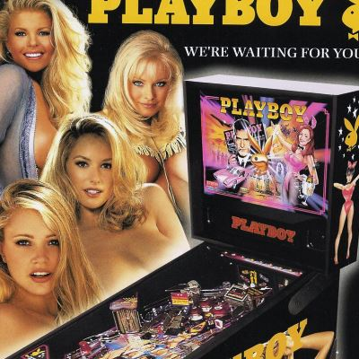 stern, playboy, pinball, sales, price, date, city, condition, auction, ebay, private sale, retail sale, pinball machine, pinball price