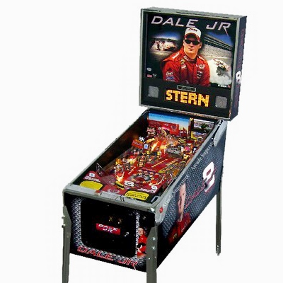 stern, dale jr, pinball, sales, price, date, city, condition, auction, ebay, private sale, retail sale, pinball machine, pinball price