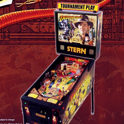 stern, indiana jones, pinball, sales, price, date, city, condition, auction, ebay, private sale, retail sale, pinball machine, pinball price