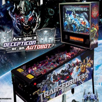 stern, transformers, pinball, sales, price, date, city, condition, auction, ebay, private sale, retail sale, pinball machine, pinball price