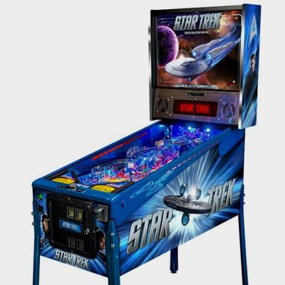 stern, star trek enterprise, pinball, sales, price, date, city, condition, auction, ebay, private sale, retail sale, pinball machine, pinball price