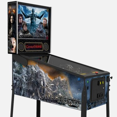 stern, game of thrones, pinball, sales, price, date, city, condition, auction, ebay, private sale, retail sale, pinball machine, pinball price