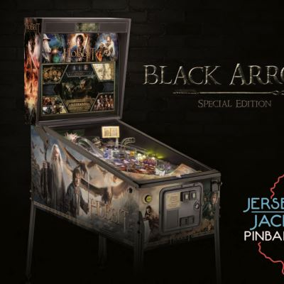 jersey jack, the hobbit, pinball, sales, price, date, city, condition, auction, ebay, private sale, retail sale, pinball machine, pinball price