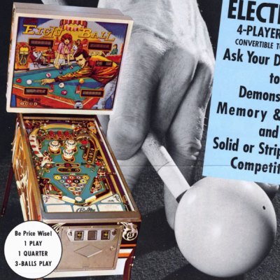 bally, eight ball, pinball, sales, price, date, city, condition, auction, ebay, private sale, retail sale, pinball machine, pinball price