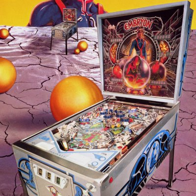 bally, embryon, pinball, sales, price, date, city, condition, auction, ebay, private sale, retail sale, pinball machine, pinball price
