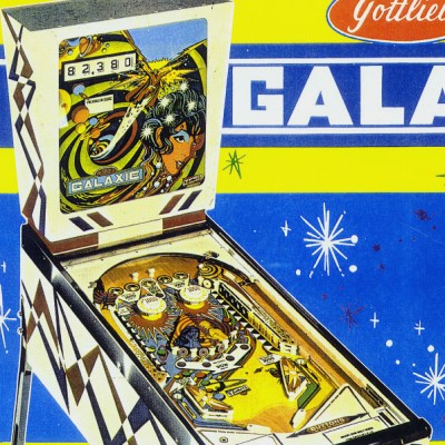 gottlieb, galaxie, pinball, sales, price, date, city, condition, auction, ebay, private sale, retail sale, pinball machine, pinball price